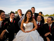 Weddings are extra special events. If you want your wedding remembered with artistic, striking images, edited to be the best they can be, consider my services. I specialize in small and elopement weddings where the intimacy can be captured forever.